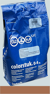 Butech Затирка +18627 Затирка на цем.основе B21522245 (B21502010) COLORSTUK 0-4 MARRON 5 KG,
