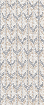 Azteca Juliette +23936 Плитка облиц. керамич. DECORADO JULIETTE R75, 31x75